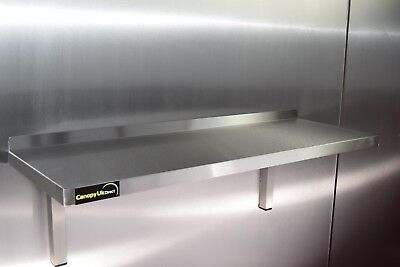 £35.99 • Buy Stainless Steel Shelf 900mmx300mm For Commercial Kitchens Workshops And Stores