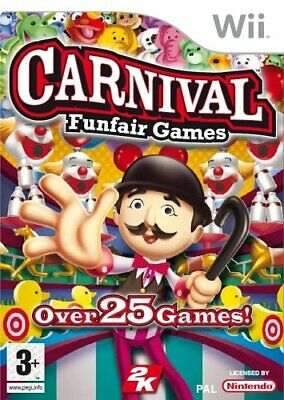 Carnival: Fun Fair Games (Wii) - Game  UGVG The Cheap Fast Free Post • 6.52£