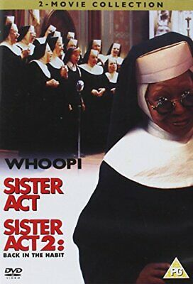 £3.49 • Buy Sister Act / Sister Act 2 Back In The Habit DVD - DVD  5GVG The Cheap Fast Free