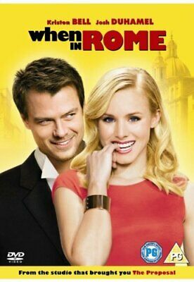 When In Rome [DVD] - DVD  QYVG The Cheap Fast Free Post • 3.49£