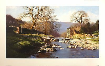 £83.98 • Buy PETER SYMONDS  Forever England  River Cottage SIGNED! SIZE:51cm X 82cm NEW RARE