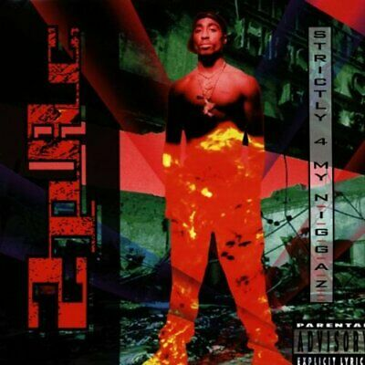 2 Pac - Strictly 4 My Niggaz - 2 Pac CD JKVG The Cheap Fast Free Post The Cheap • 3.49£