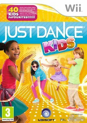 Just Dance Kids (Wii) - Game  HSVG The Cheap Fast Free Post • 11.75£