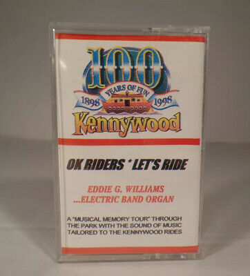 $10.99 • Buy Kennywood Park - 100 Years - OK Riders, Lets Ride - Audio Cassette