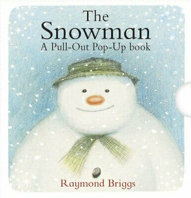 £5.49 • Buy The Snowman Pull-Out Pop-Up Book By Briggs, Raymond Book The Cheap Fast Free