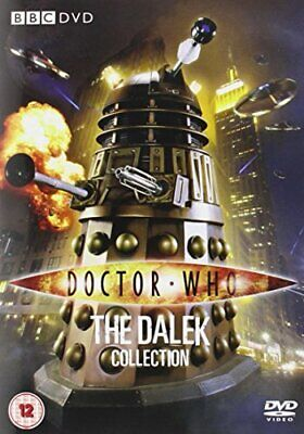 £3.87 • Buy Doctor Who - The Dalek Collection [DVD] - DVD  WKVG The Cheap Fast Free Post