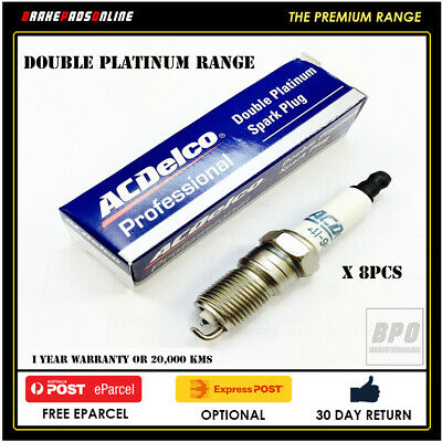 $77.76 • Buy Spark Plug 8 Pack For Ford Mustang Cobra 4.6L 8 CYL 281 6/05-6/05 41810