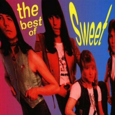 The Sweet - The Best Of - The Sweet CD MEVG The Cheap Fast Free Post The Cheap • 3.49£