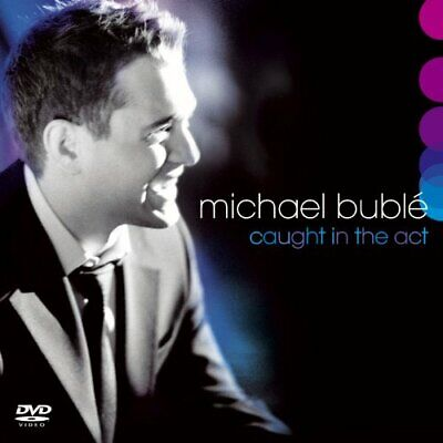 £2.49 • Buy Michael Buble - Caught In The Act [CD + DVD] - Michael Buble CD S2VG The Cheap