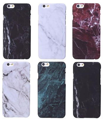 AU8 • Buy Iphone 6s 6 7 Case Marble Stone Pattern Phone Cover