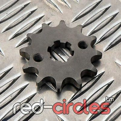 £3.99 • Buy 12 TOOTH 428 PITCH PIT DIRT BIKE 17mm FRONT SPROCKET 50cc 110cc 125cc PITBIKE