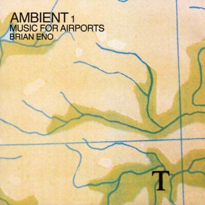 £3.49 • Buy Brian Eno - Ambient 1: Music For Airports - Brian Eno CD RRVG The Cheap Fast The