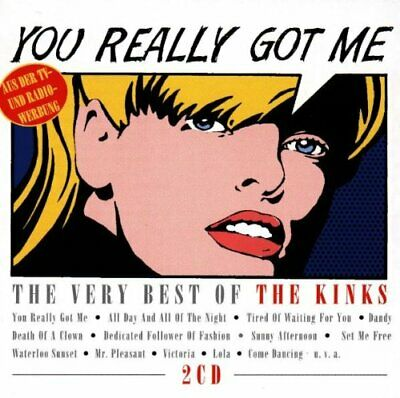 £6.98 • Buy Kinks, The - You Really Got Me - The Very Best Of The Kinks - Kinks, The CD XBVG