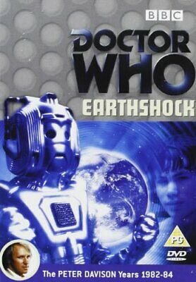 £3.49 • Buy Doctor Who - Earthshock [DVD] - DVD  TQVG The Cheap Fast Free Post