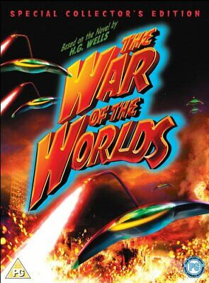 £3.49 • Buy The War Of The Worlds (Special Edition) (1953) [DVD] - DVD  V0VG The Cheap Fast