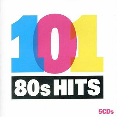 £4 • Buy Various Artists - 101 80s Hits - Various Artists CD BOVG The Cheap Fast Free The