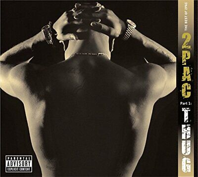 £3.49 • Buy 2Pac - The Best Of 2Pac - Pt. 1: Thug - 2Pac CD OCVG The Cheap Fast Free Post