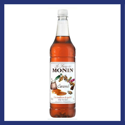 MONIN Premium Coffee Syrups - Multiple Flavours & Sizes - As Used By Costa • 10.85£