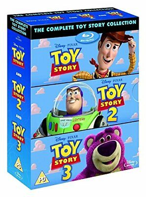 £4.69 • Buy The Complete Toy Story Collection: Toy Story / Toy Story 2 / Toy ... - DVD  FUVG