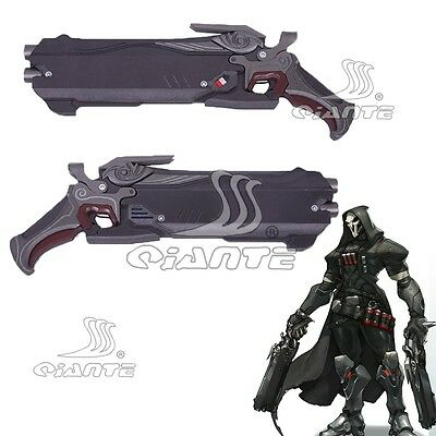 AU66.90 • Buy New OW Reaper Shotguns Cosplay Prop PVC Gun Overwatch Collections Comic Con