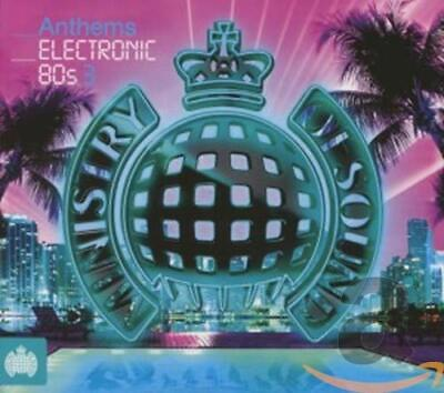 £3.49 • Buy Various Artists - Anthems Electronic 80s 3 - Various Artists CD UOVG The Cheap