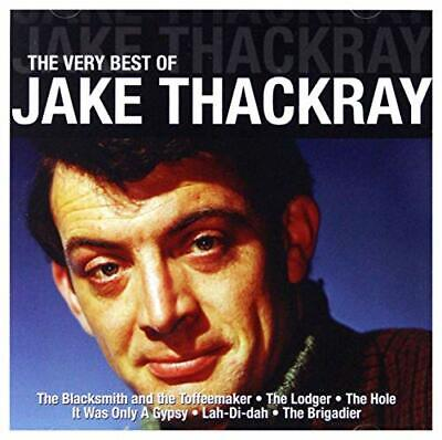 £20.98 • Buy The Very Best Of Jake Thackray -  CD 5KVG The Cheap Fast Free Post The Cheap