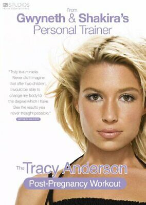 The Tracy Anderson Method Presents Post-Pregnancy Workout [DVD] - DVD  LQVG The • 3.49£