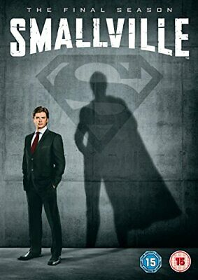 £4.71 • Buy Smallville: The Final Season [DVD] [2011] - DVD  1UVG The Cheap Fast Free Post