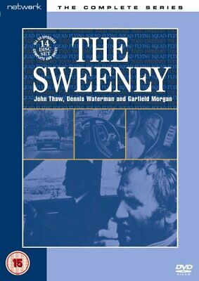 The Sweeney - The Complete Series [Box Set] [DVD] - DVD  IEVG The Cheap Fast • 20.71£