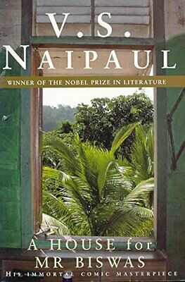£3.99 • Buy A House For Mr Biswas By S. Naipaul, V. Paperback Book The Cheap Fast Free Post