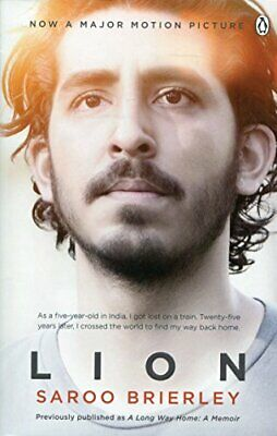 £2.69 • Buy Lion: A Long Way Home By Brierley, Saroo Book The Cheap Fast Free Post