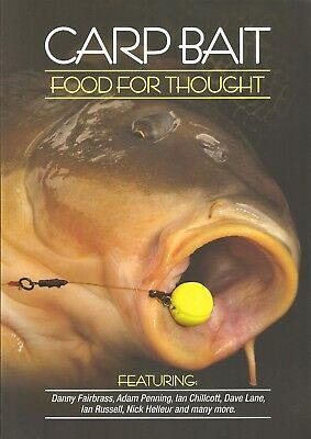 £5 • Buy HODGES TIM FISHING BOOK CARP BAIT FOOD FOR THOUGHT Paperback BARGAIN New £5!