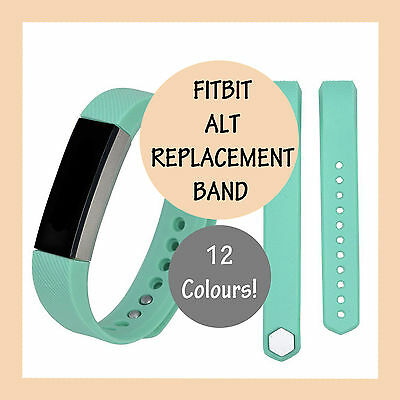 AU1.95 • Buy NEW Wireless Bracelet Wrist Band Replacement Band Lge Sml Clasp For Fitbit Alta