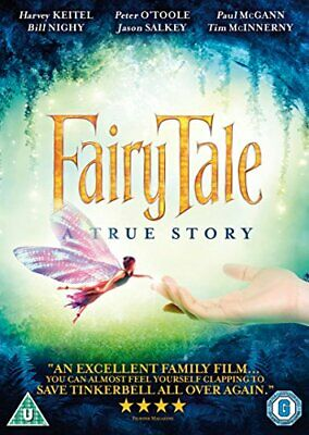 £3.49 • Buy Fairytale: A True Story [DVD] - DVD  7YVG The Cheap Fast Free Post