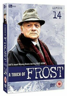 £6.02 • Buy A Touch Of Frost - Series 14 [DVD] [2008] - DVD  7MVG The Cheap Fast Free Post
