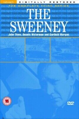 The Sweeney - Series 3 - Complete [1975] [DVD] - DVD  4MVG The Cheap Fast Free • 19.94£