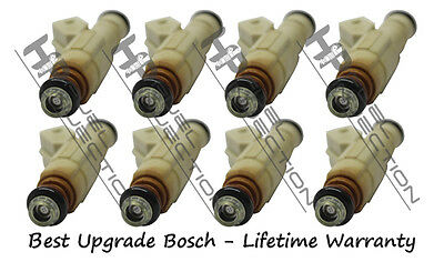 $349.99 • Buy Rebuilt Genuine Bosch 36lb/hr Upgrade Fuel Injector Set LS1 LT1 Ford GM Warranty
