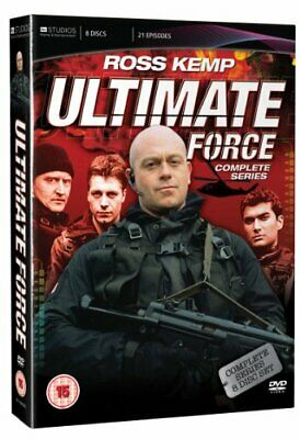 £4.45 • Buy Ultimate Force - Complete Series [DVD] - DVD  JUVG The Cheap Fast Free Post