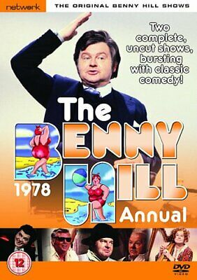 Benny Hill - The 1978 Annual [DVD] - DVD  VWVG The Cheap Fast Free Post • 7.56£