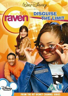 That's So Raven: Disguise The Limit [DVD] - DVD  FOVG The Cheap Fast Free Post • 3.86£
