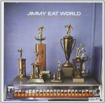 Jimmy Eat World - Bleed American - Jimmy Eat World CD QOVG The Cheap Fast Free • 3.49£