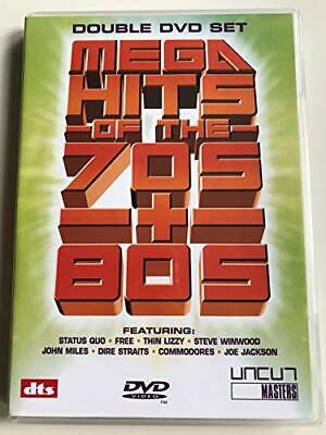 Various - Various Artists - Mega Hits Of The 70s & 80s [DVD] - DVD  WUVG The • 20.98£