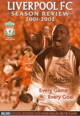 £19.32 • Buy Liverpool - End Of Season Review 2001-2002 [DVD] - DVD  59VG The Cheap Fast Free