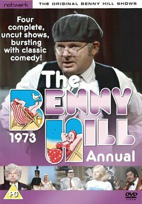 The Benny Hill Show - The 1973 Annual [DVD] - DVD  AEVG The Cheap Fast Free Post • 10.49£