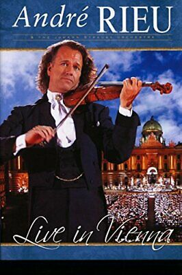 Andre Rieu: Live In Vienna [DVD] [2005] - DVD  5IVG The Cheap Fast Free Post • 3.49£