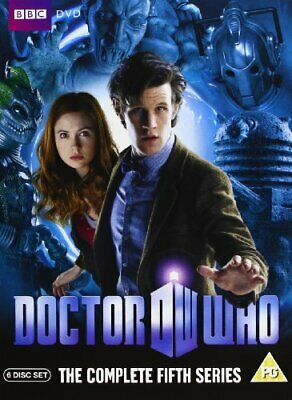 £3.49 • Buy Doctor Who -- The Complete Series 5 [DVD] - DVD  2OVG The Cheap Fast Free Post