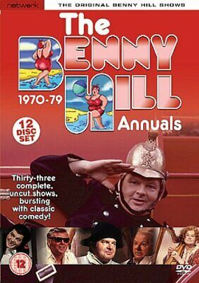 £34.72 • Buy Benny Hill:The Complete 70's Annual [DVD] - DVD  QEVG The Cheap Fast Free Post