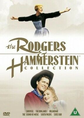 £3.49 • Buy Rodgers And Hammerstein Collection [DVD] - DVD  ESVG The Cheap Fast Free Post