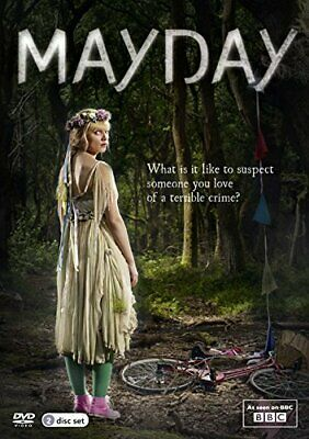 Mayday [DVD] [2013] - DVD  14VG The Cheap Fast Free Post • 3.49£