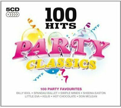 Various Artists - 100 Hits - Party Classics - Various Artists CD LMVG The Cheap • 4.51£